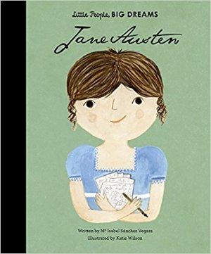 Jane Austen 人物传记,little people,big dream