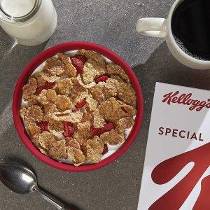 $7.6($11.48)Kellogg's Special K 早餐燕麦3盒共52.9oz 含真正果肉