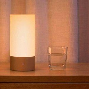 只要€34.42就能到手米家床头灯 如梦如幻,多彩光世界