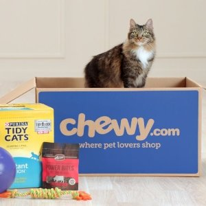 Up to 30% off + 30% off + 5% offAdditional Savings on First Cat Food Autoship Order @ Chewy.com
