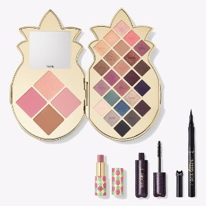 $40Pineapple of My Eye Collector's Set @ tarte cosmetics