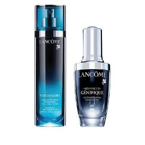 LancomeVisionnaire and Genifique Serum Duo - 9383194 | HSN