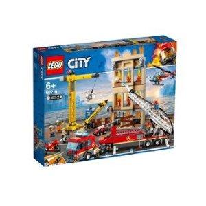 Lego城市消防救援队