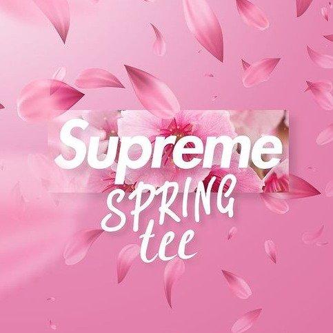 Supreme 21ss week8 多款春季限定TeeSupreme 21ss week8 多款春季限定Tee