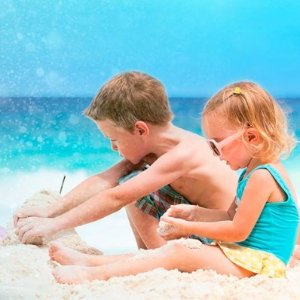 From $513 Kids & Teens FreeAll-Incl Resort Stay for 2 w/Wifi @ Cancun & Jamaica