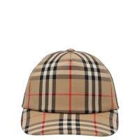 Burberry 格纹棒球帽