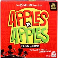 Mattel Apples to Apples 派对盒