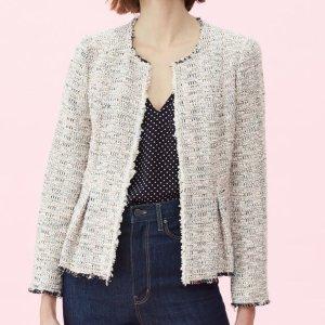 Rebecca TaylorRainbow Tweed Jacket