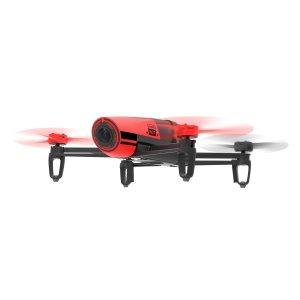 $79.99Parrot Bebop 无人机 带1080P摄像头 原厂翻新 红色
