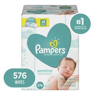 $15 Off $75Amazon Baby Care Items (Diapers, Wipes, Lotions & More)