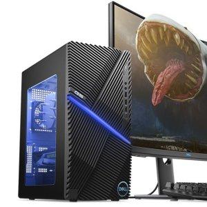 2070+9代i7仅$1619.99New Dell G5游戏主机 多配置可选