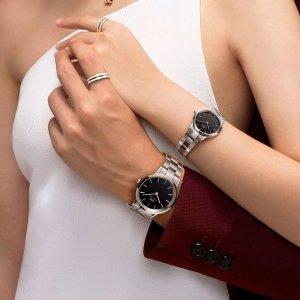8折 经典三色表带手表$223Daniel Wellington 精致手表、配饰特卖 男女款全 手环仅$63