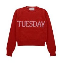 Alberta Ferretti TUESDAY Cashmere Knitted Top
