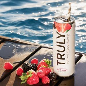 酒精汽泡水 低卡低糖低碳水美国夏日最潮流酒饮Hard Seltzer,超受年轻人追捧