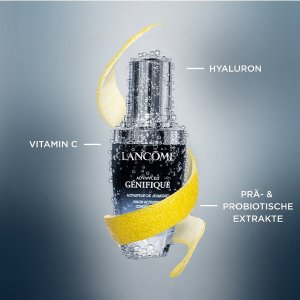 低至5.1折 仅€47收肌底液30mlLancome 小黑瓶 折上折 一瓶强维稳、快修护 用一囤一
