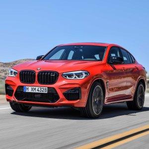 503马力 真正的M Power2020 BMW X3M / X4M 高性能SUV 性能车玩家又一选择