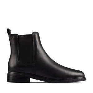 Clarks平底短靴