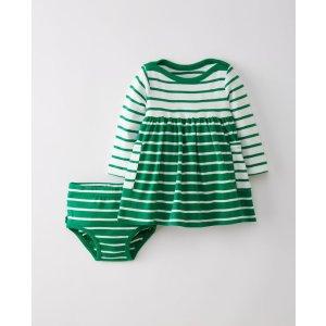 Hanna Anderssonextra 20% off $100, extra 30% off $200Bright Baby Basics Dress