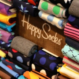 10th Anniversary SaleGet 20% OFF Site Wide + Free Shipping @ Happy Socks