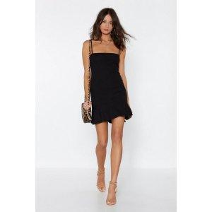 Nasty GalFlip Em Off Mini Dress | Shop Clothes at Nasty Gal!