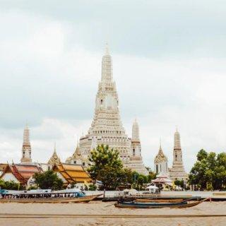 含税$402起旧金山至泰国曼谷往返机票超好价