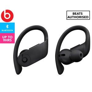 beatsPowerPro 无线运动耳机 - 黑色