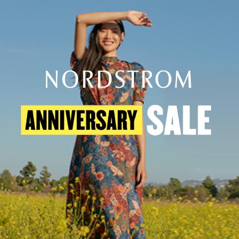 晒单抽奖!$300礼卡冲鸭!全年折扣最低!Nordstrom周年庆大促给你买买买的快乐!