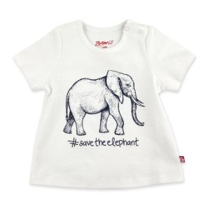 Zutano宝宝有机棉短袖T恤