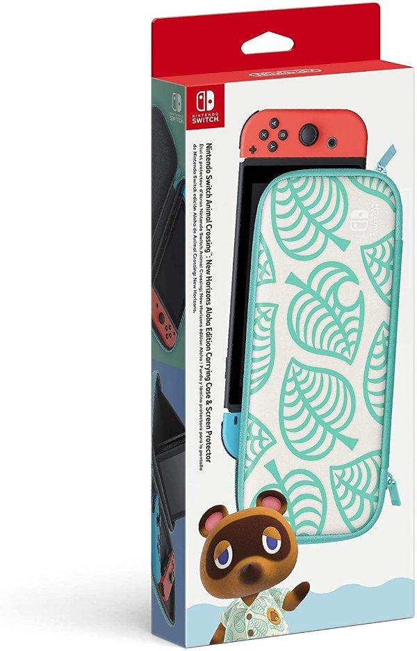 Nintendo 官方出品 Switch 动森主题收纳包