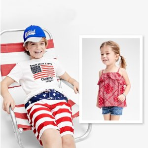 50% OffOshKosh BGosh All-American Styles Are Now In