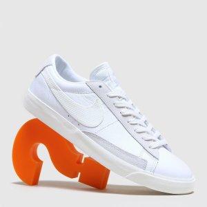 Nike王一博类似款Blazer低帮 小白鞋