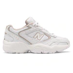 New Balance2色可选452 老爹鞋