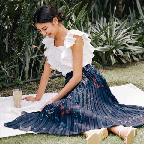 新用户立减$5 专为亚洲女性打造上新:Love Bonito 美衣热卖 新加坡人气颜值设计