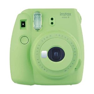 FujifilmFujifilm - Instax Mini 9  拍立得 苹果绿