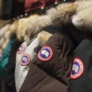 新用户9折 $866起收Canada Goose 加鹅羽绒服折扣 黑标、远征款 晚买断货