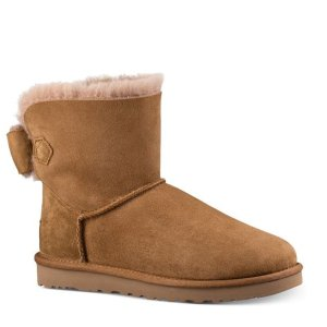 25% Off UGG® Naveah Shearling Bow Boots @ macys.com
