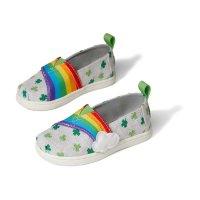 婴幼儿彩虹四叶草一脚蹬