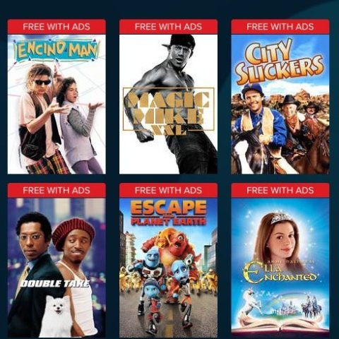 Free to watchThe 10 best movie streaming services