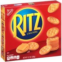 Ritz 饼干2盒 13.7 oz
