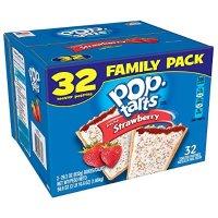 Pop-Tarts Kellogg's 草莓味能量挞饼干 32包