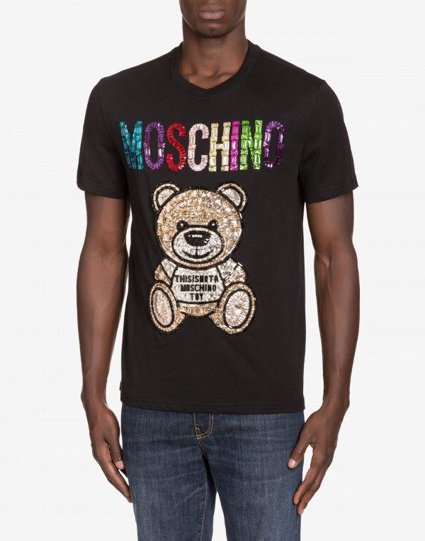 Jersey 小熊T恤