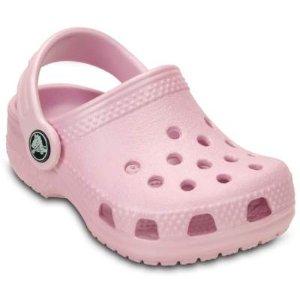 Crocs第二双享5折婴儿 迷你 Littles™ 洞洞鞋,4色选