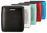 Factory Renewed Bose SoundLink Color II Bluetooth Speakers