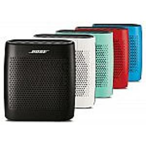 $69.95 (原价$129.95)Bose SoundLink Color II 蓝牙音箱 原厂翻新