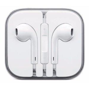 $19(原价$45)Apple 苹果原装耳机团购