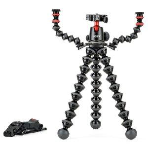 $85Joby GorillaPod for DSLR Camera, Mic and Lights