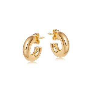 MissomaMini Chubby Hoop Earrings