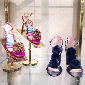 低至2折 蝴蝶结少女心Kate Spade 精选美鞋热卖 马卡龙色系