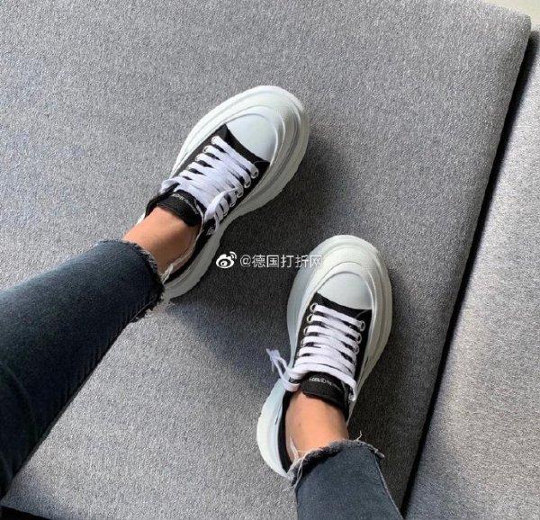 TREAD SLICK 厚底靴