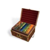 硬面礼盒装 哈利波特1-7套装书